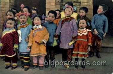 Chinese School Children