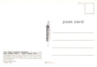 eee003927 - Bargain Page Discount Postcard Post Card  back