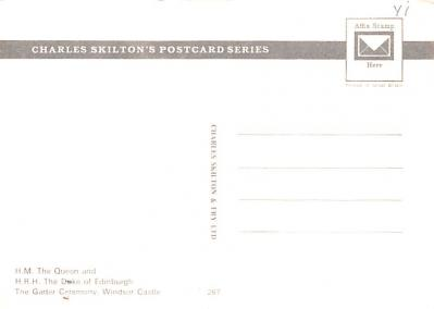 eee003985 - Bargain Page Discount Postcard Post Card  back