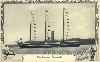 The Steamer Roosevelt