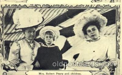Mrs. Robert Peary