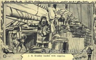 J.R. Bradley, Supplies