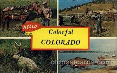 Colorful Colorado
