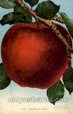 The Big Red Apple