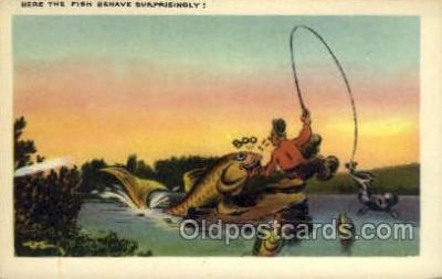exa002067 - Exaggeration Old Vintage Antique Postcard Post Card