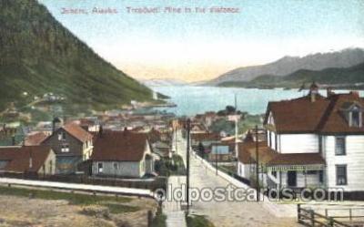 exp050134 - Juneau 1909 Alaska - Yukon Pacific Exposition Seattle Washington, USA Postcard Post Card