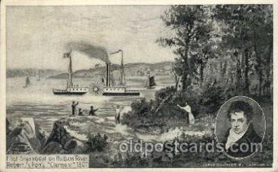 exp060035 - Hudson - Fulton 1909 Celebration Exposition Postcard Post Card