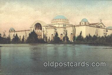 exp080166 - Palace of Food Products 1915 Panama International Exposition, San Francisco, California USA Postcard Post Card