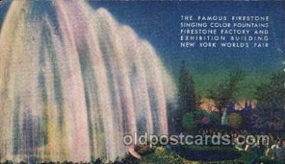 Firestone Fountains