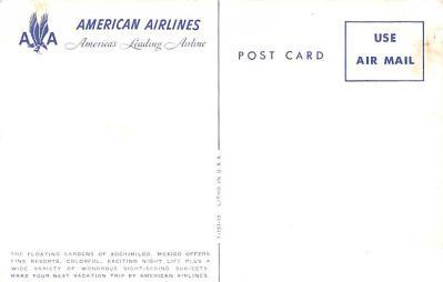 eyy000135 - Post Card Old Vintage Antique  back