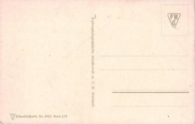 eyy0001795 - Post Card Old Vintage Antique  back