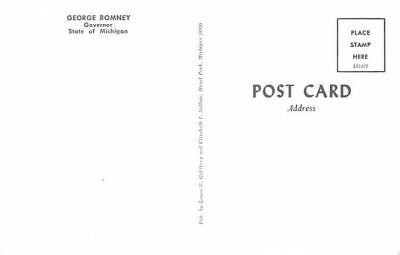 eyy000529 - Post Card Old Vintage Antique  back