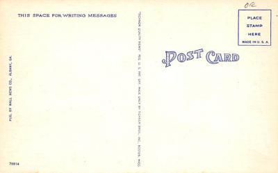 eyy000881 - Post Card Old Vintage Antique  back