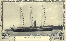epr001009 - The Steamer Roosevelt Exploration Postcard Post Card