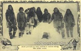 epr001017 - Exploration Postcard Post Card