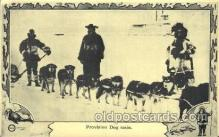 epr001020 - Provision Dog train Exploration Postcard Post Card