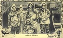 Group of Eskimos