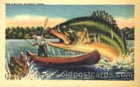 exa000165 - Exaggeration Postcard Post Card