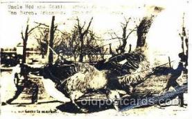 exa001067 - Van Buren, Arkansas, USA Exaggeration Postcard Post Card