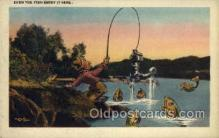 exa002197 - Exaggeration Old Vintage Antique Postcard Post Card