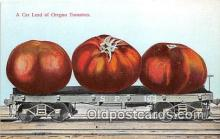 exa002335 - Car Load of Oregon Tomatoes Oregon, USA Postcards Post Cards Old Vintage Antique