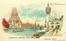 exp010001 - Exposition Lefevre-Utile Paris 1900 Postcard Post Card