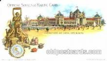 exp010005 - Pan American Exposition, Buffalo New York, NY 1901 Worlds Fair, Postcard Post Card