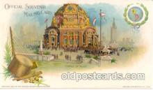 exp020001 - Exposition Postcard Post Card