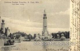exp020038 - St. Louis World's Fair Exposition 1904, Postcard Post Card