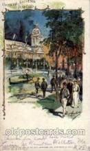 exp020039 - St. Louis World's Fair Exposition 1904, Postcard Post Card