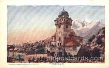 exp020056 - Tyrolean Alps. St. Louis Exposition 1904 Worlds Fair Postcard Post Card