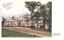 exp020059 - New York State Building St. Louis Exposition 1904 Worlds Fair Postcard Post Card