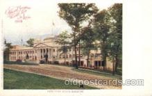 exp020062 - New York State Building St. Louis Exposition 1904 Worlds Fair Postcard Post Card