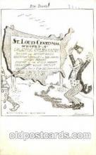 exp020064 - St. Louis Exposition 1904 Worlds Fair Postcard Post Card
