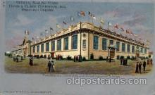 exp030010 - Louis & Clark Centennial, 1905 Exposition, Portland Oregon, USA Postcard Post Card
