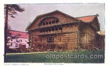 exp030034 - Forestry Building 1927 Lewis & Clark Centennial Exposition, Postland, Oregon USA Postcard Post Card