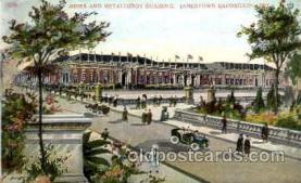 exp040005 - Jamestown Exposition 1907, Near Norfolk, Virginia, USA Postcard Post Card