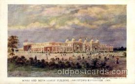 exp040006 - Jamestown Exposition 1907, Near Norfolk, Virginia, USA Postcard Post Card