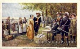 exp040007 - Jamestown Exposition 1907, Near Norfolk, Virginia, USA Postcard Post Card