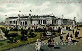 exp040008 - Jamestown Exposition 1907, Near Norfolk, Virginia, USA Postcard Post Card