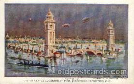 exp040010 - Jamestown Exposition 1907, Near Norfolk, Virginia, USA Postcard Post Card