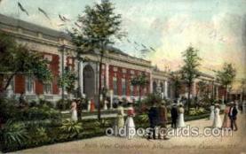 exp040013 - Jamestown Exposition 1907, Near Norfolk, Virginia, USA Postcard Post Card