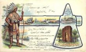 exp040016 - Jamestown Exposition 1907, Near Norfolk, Virginia, USA Postcard Post Card