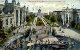 exp040018 - Jamestown Exposition 1907, Near Norfolk, Virginia, USA Postcard Post Card