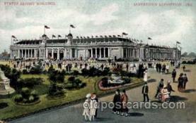 exp040024 - Jamestown Exposition 1907, Near Norfolk, Virginia, USA Postcard Post Card