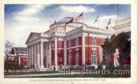 exp040025 - Jamestown Exposition 1907, Near Norfolk, Virginia, USA Postcard Post Card
