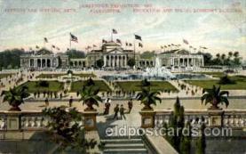 exp040027 - Jamestown Exposition 1907, Near Norfolk, Virginia, USA Postcard Post Card