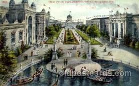 exp040028 - Jamestown Exposition 1907, Near Norfolk, Virginia, USA Postcard Post Card