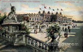 exp040029 - Jamestown Exposition 1907, Near Norfolk, Virginia, USA Postcard Post Card