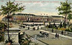 exp040034 - Jamestown Exposition 1907, Near Norfolk, Virginia, USA Postcard Post Card